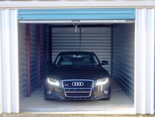 Putting a car in self storage  Best Storage Units Near Me