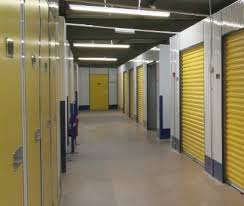 One of these storage units contains lots of money