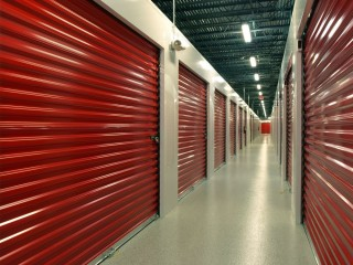 business storage units here